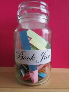 Book jar 1