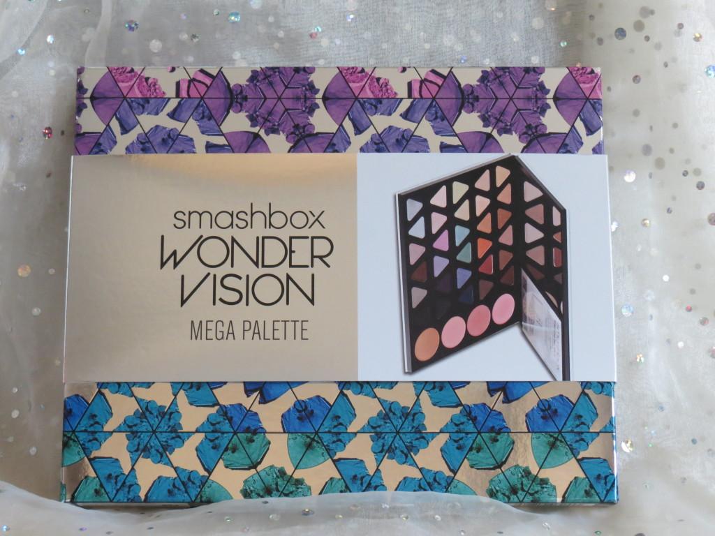 Smashbox Wonder Vision Mega Palette 2013