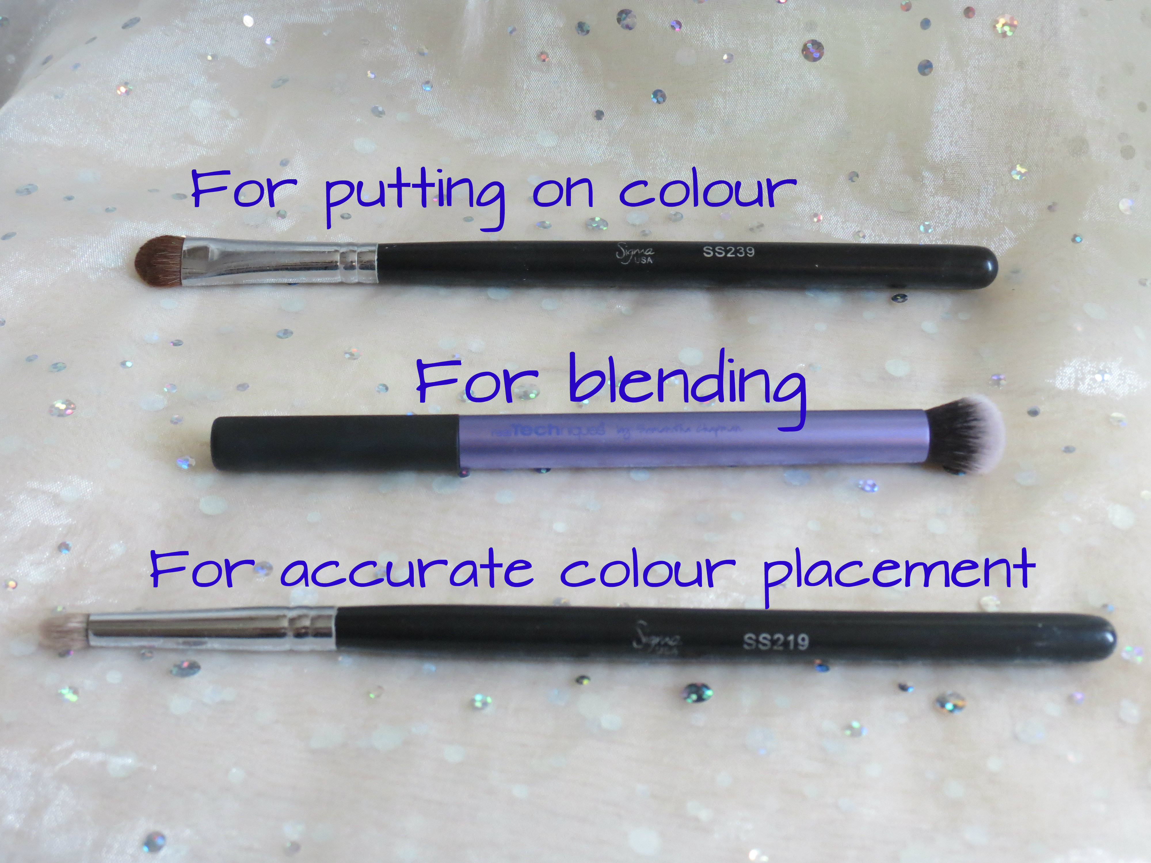 How To Use Eyeshadow Blending Brushes - The Best Makeup Tips and ...