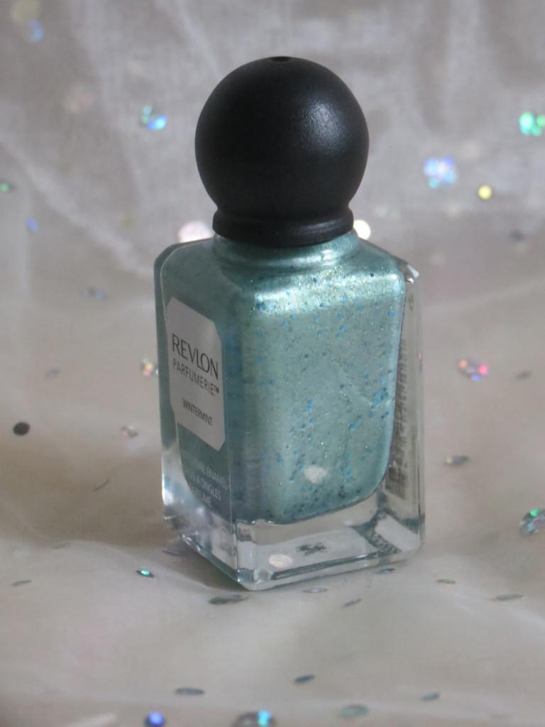 Revlon Parfumerie nail enamels wintermint