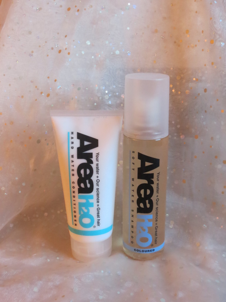 Areah2o shampoo and conditioner