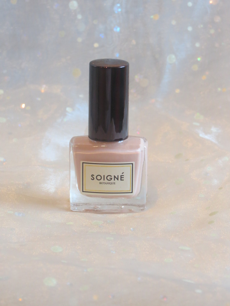 Harpers Bazaar Birchbox May 2014 soigne nail lacquer